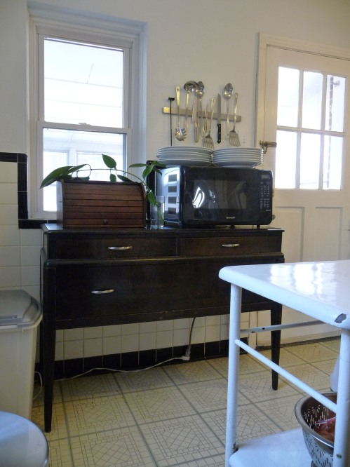 redecorate kitchen living analog